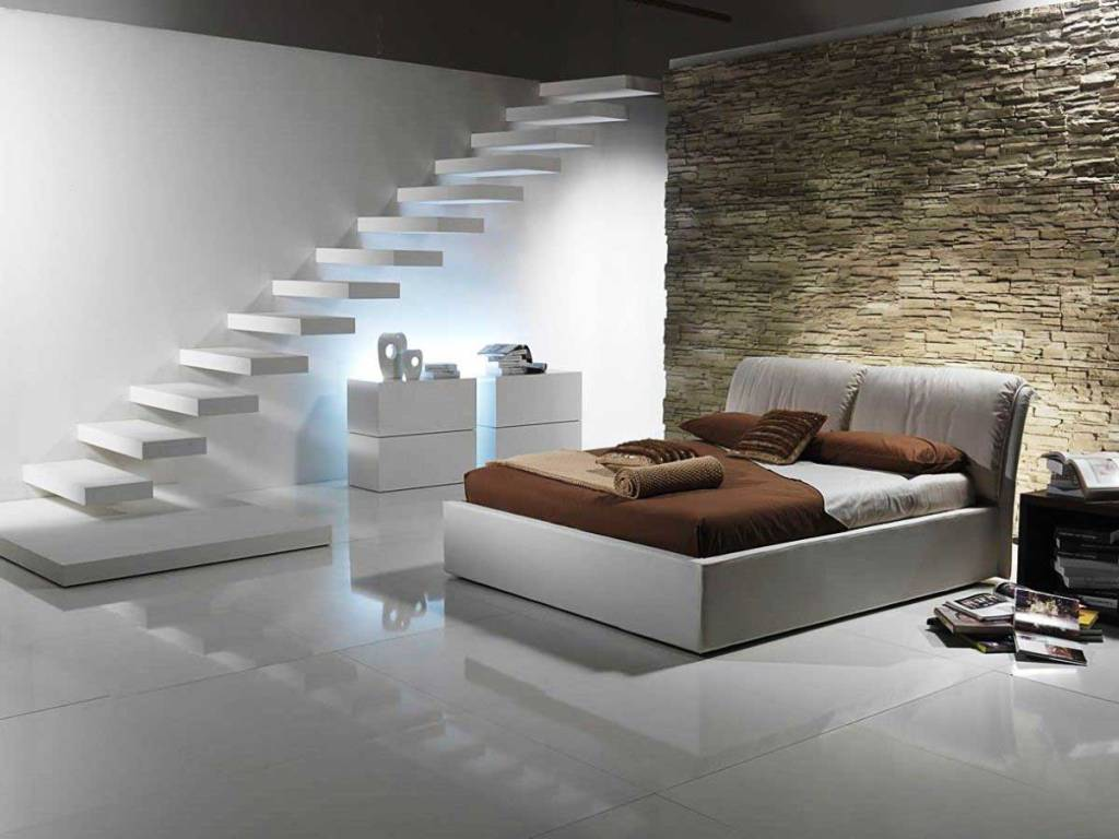 Modern Basement Bedroom Ideas