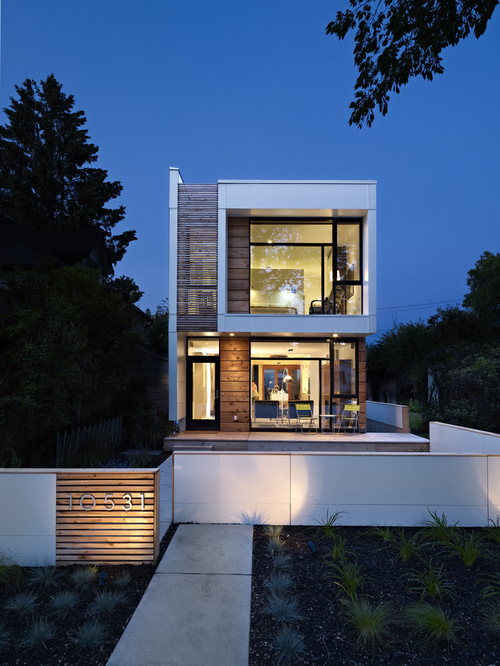 Modern Exterior Design Ideas, Remodels