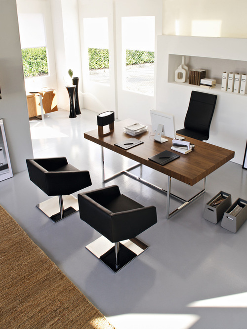 Modern Home Office Furniture Home Design Photos