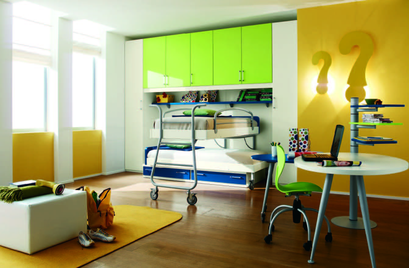 Modern-Kids-room-with-cool-lighting