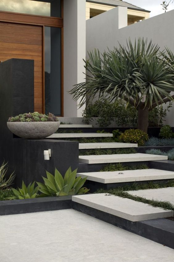 Outdoor Entry design