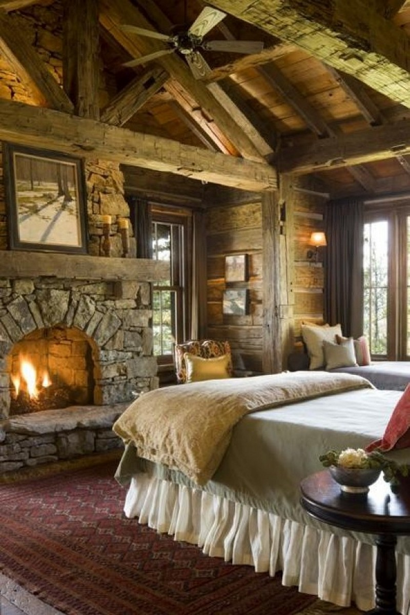 Rustic Bedroom Ideas The Supreme Rustic Bedrooms