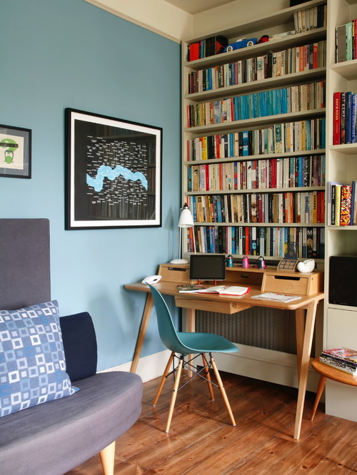 Small Home Office Home Design Photos
