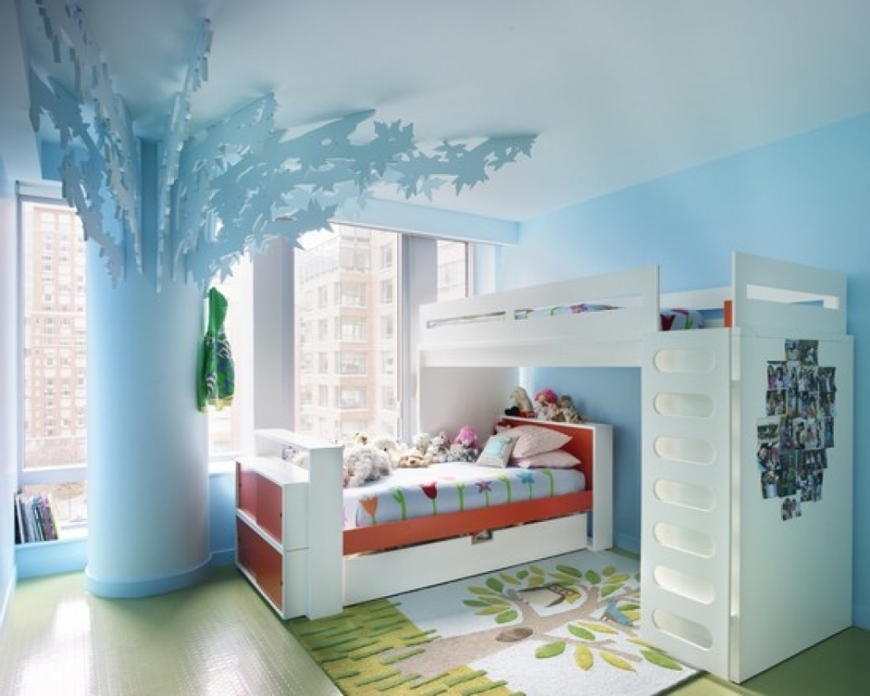 Ultra Modern Bedroom Contemporary Kids And Young Bedroom