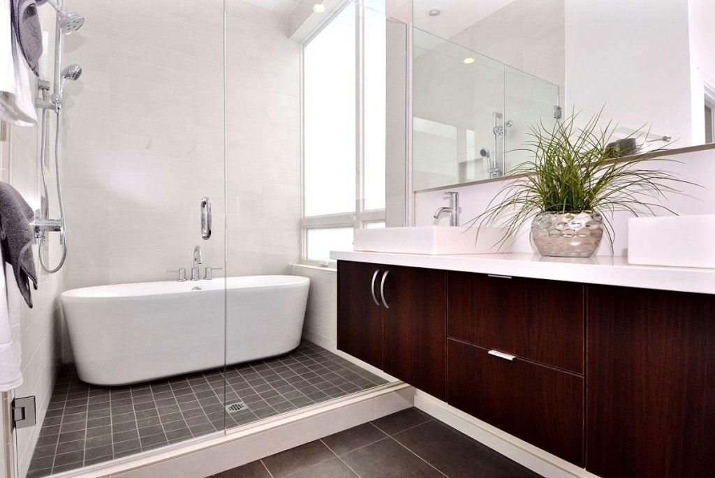 Wonderful Contemporary Bathroom Design Ideas Photos