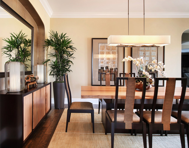 contemporary-dining-room