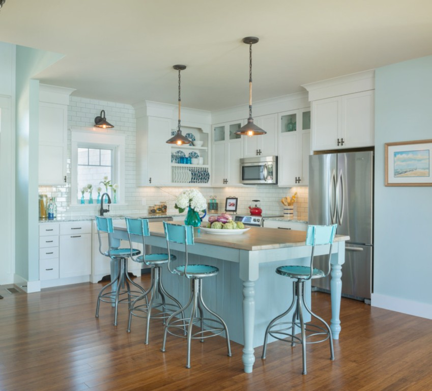 green-beach-style-kitchen-fantastic-decor-plan
