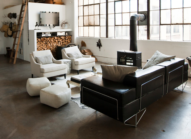 industrial-living-room-dark