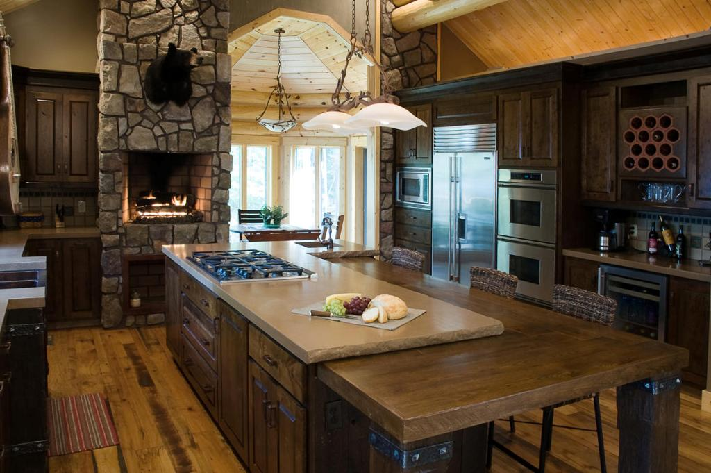 rustic-kitchen-designs-with-islands