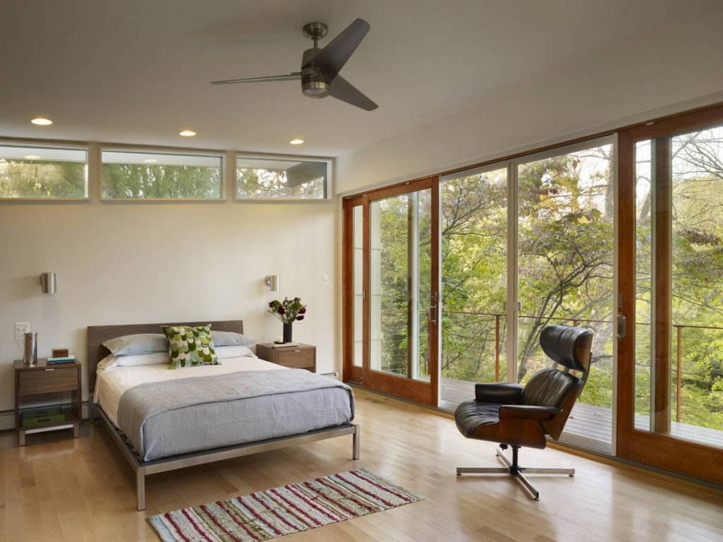 Image of: 25 Awesome Midcentury Bedroom Design Ideas