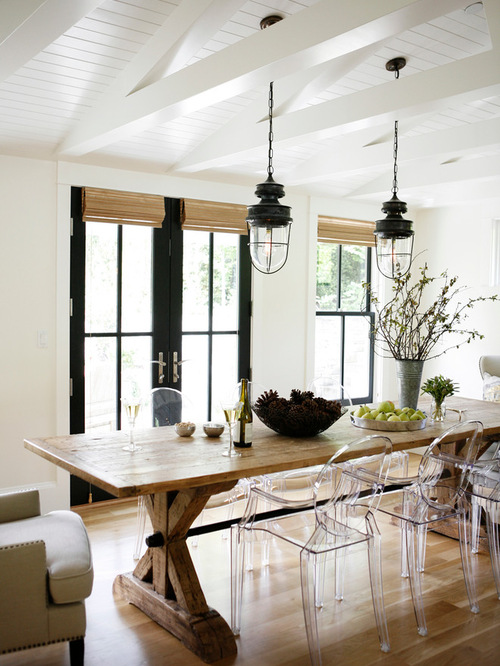 Farmhouse Dining Room Design Ideas