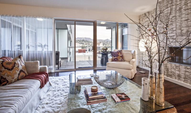 Hollywood Penthouses in Los Angeles