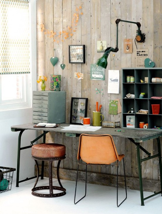 Industrial Home Offices That Blow Your Mind