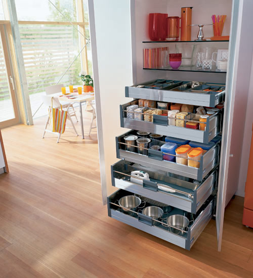 Kitchen Storage Idea
