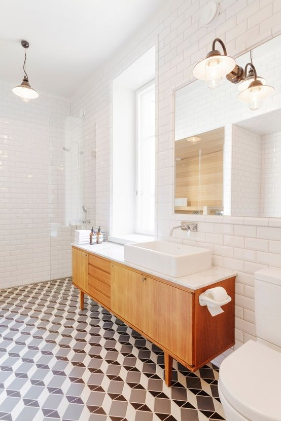 Mid Century Bathroom General