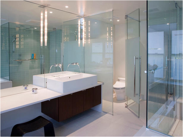 Mid-Century Modern Bathroom Design Ideas