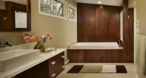 30 Beautiful Mid-century Bathroom Design Ideas