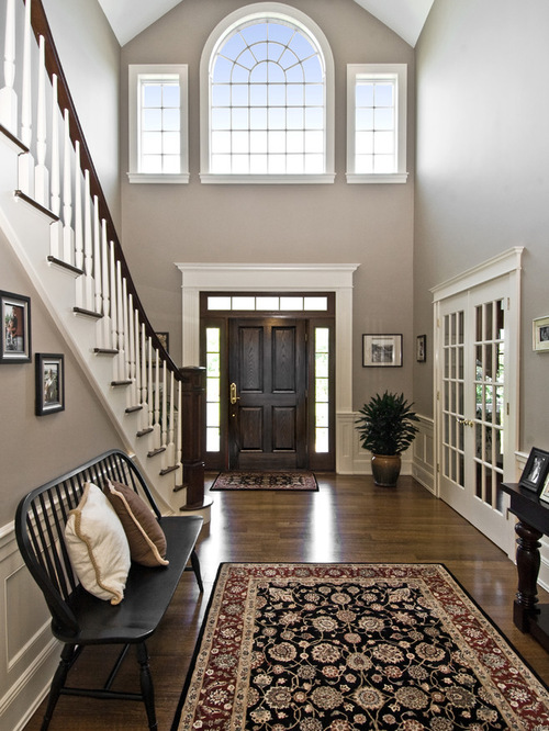 Traditional Entryway Design Photos