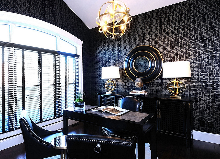 contemporary-home-office-a-subtle-Asian-flair