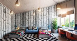 20 Awesome Wallpaper Designs For Bedroom