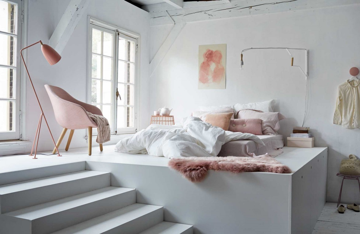 Brilliant Pastel Bedroom