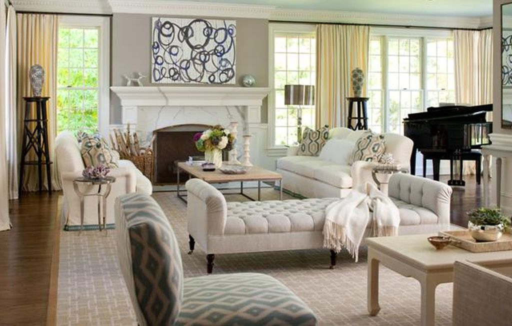 Living Room Furniture Arrangement Ideas (9)