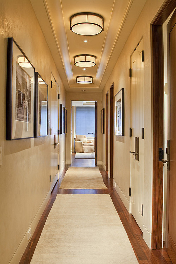 Neutral Bright hallway
