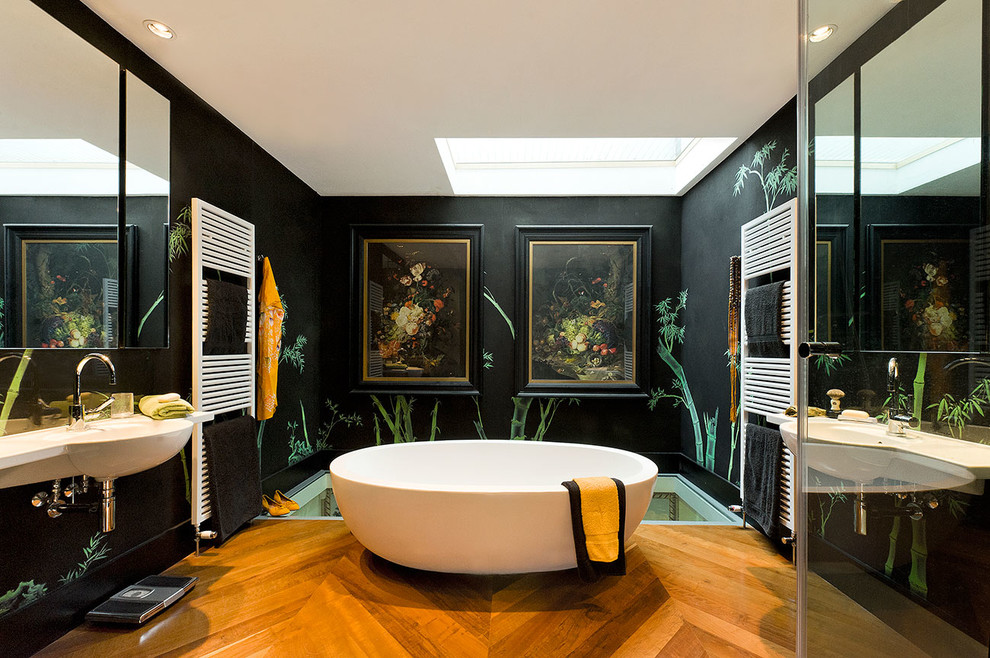 Asian Bathroom Design