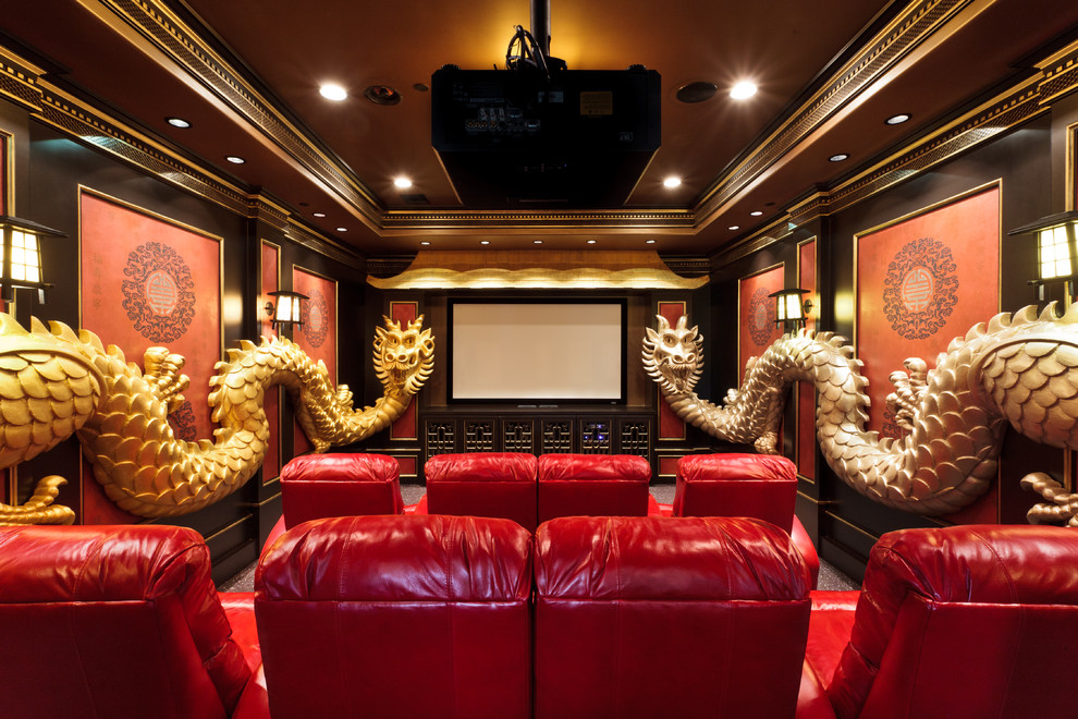 Asian Home Theater