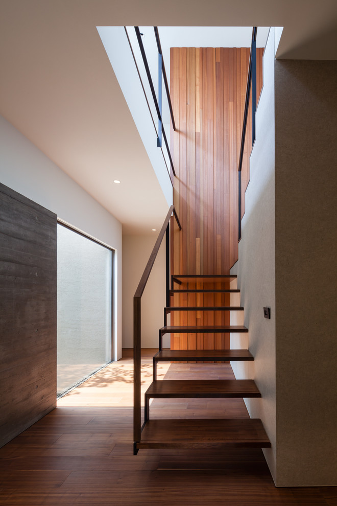 Asian Staircase Design