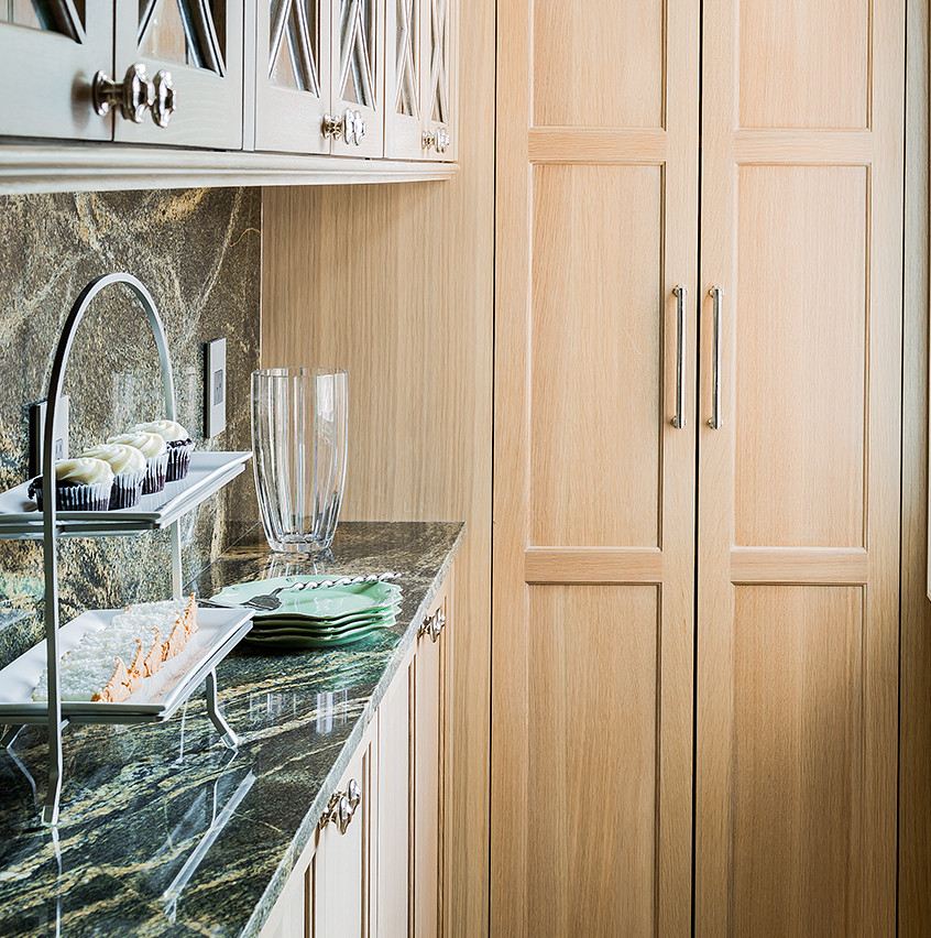 Contemporary Traditional Kitchen Design Inspiration (9)