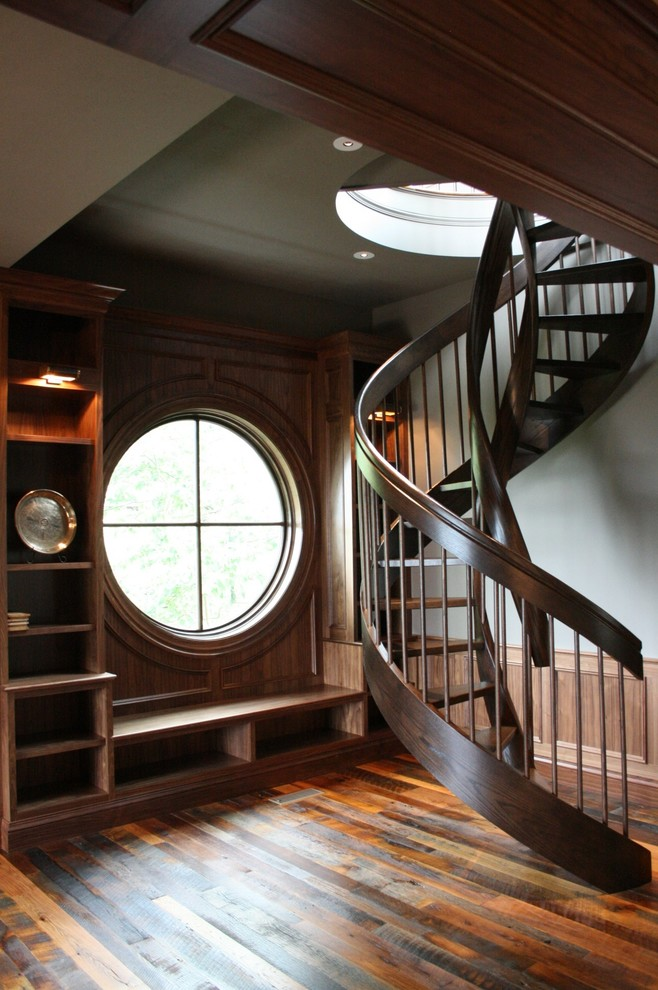 Craftsman Staircase Design