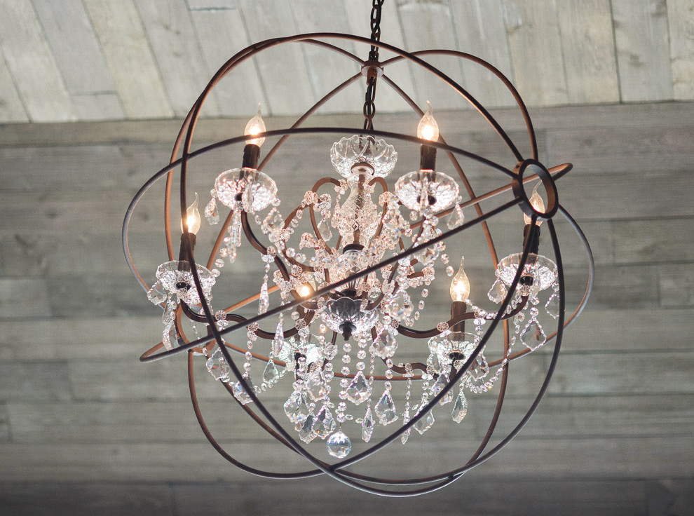 Rustic Beautiful Chandelier