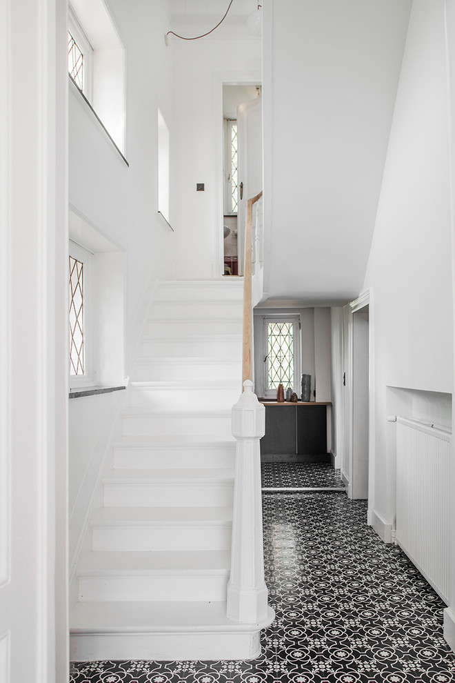 Scandinavian Staircase Design