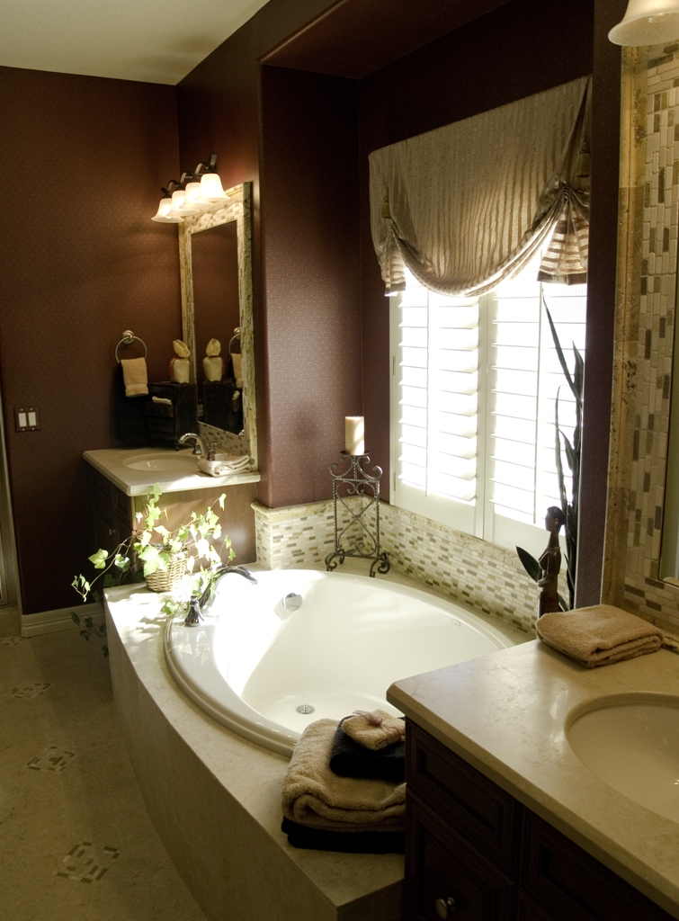 25 Modern Luxury Master Bathroom Design Ideas