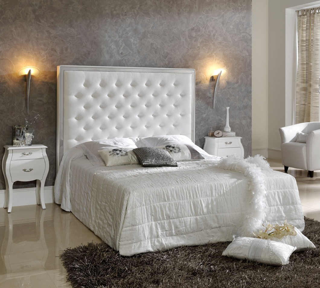 white-modern-bedroom-headboard