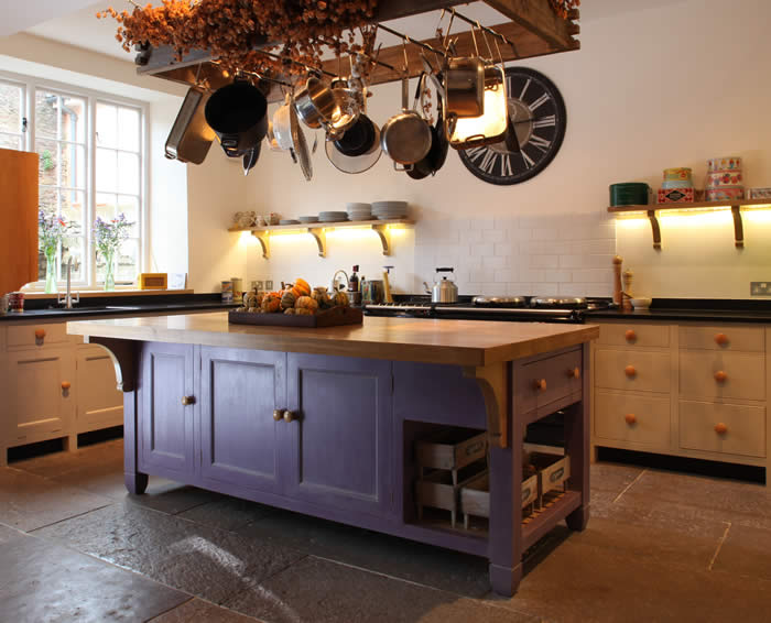 colorful-contrasting-kitchen-islands