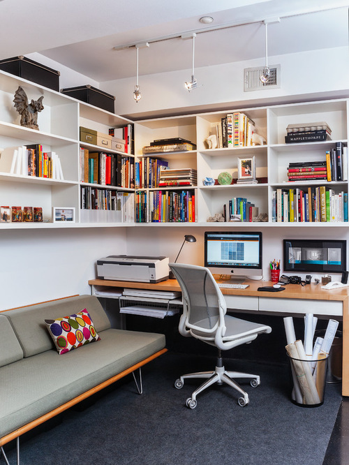 contemporary-home-office-and-library
