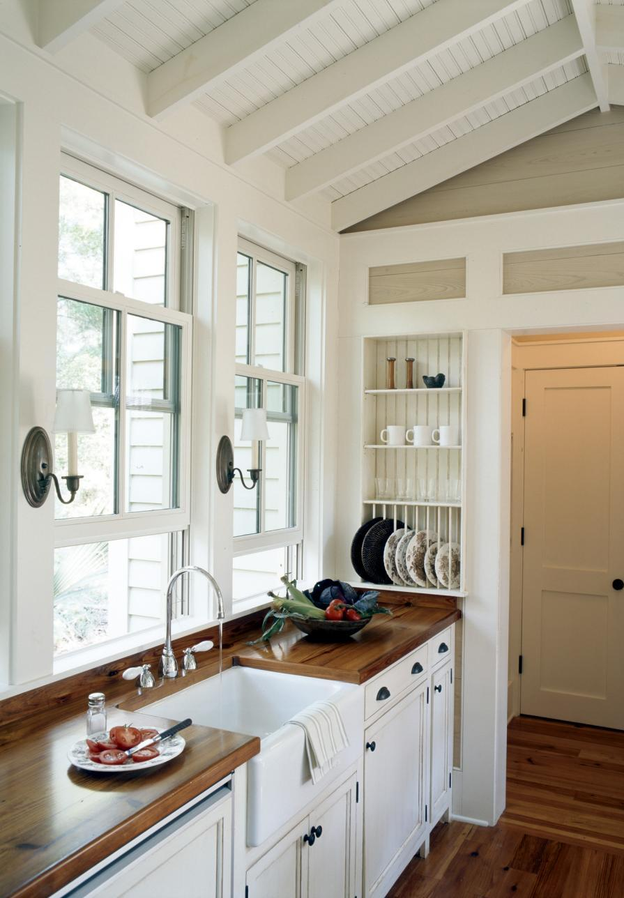 eclectic-style-country-kitchen-design
