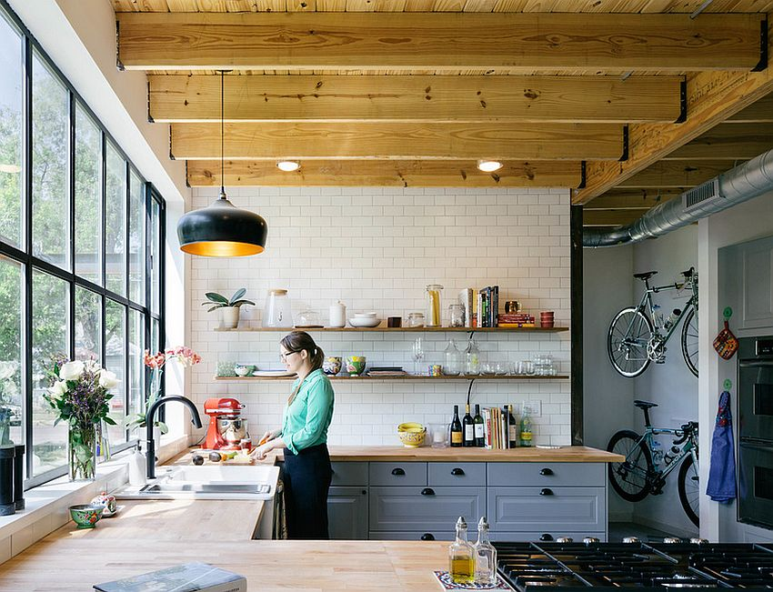 lovely-industrial-kitchen
