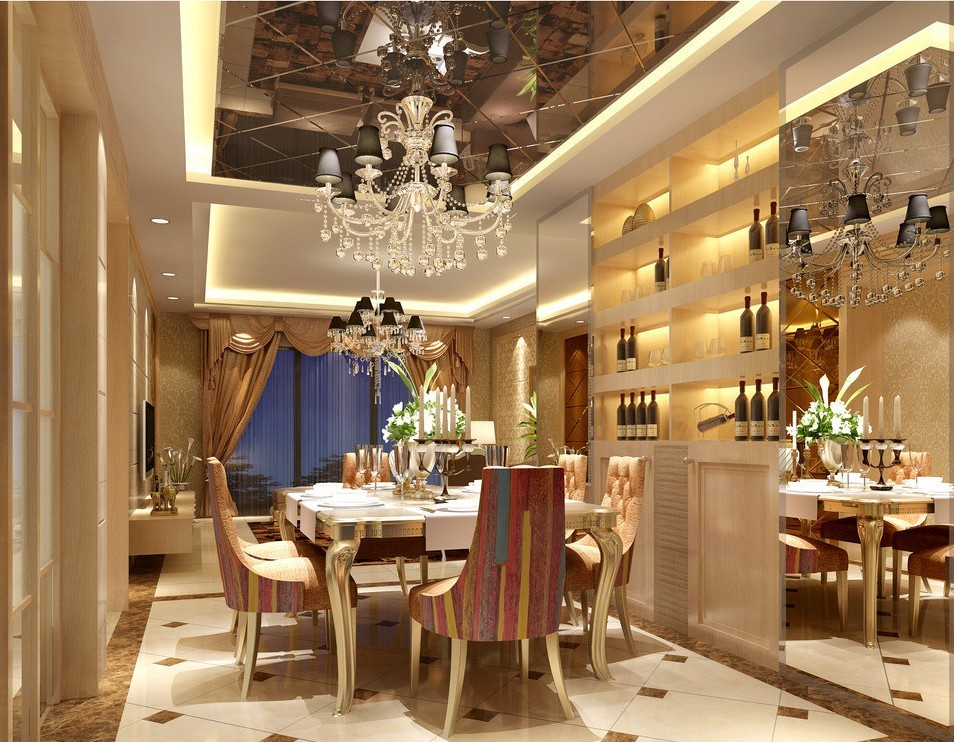 luxury-marble-dining-room