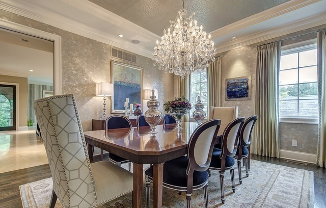 luxury-transitional-dining-room