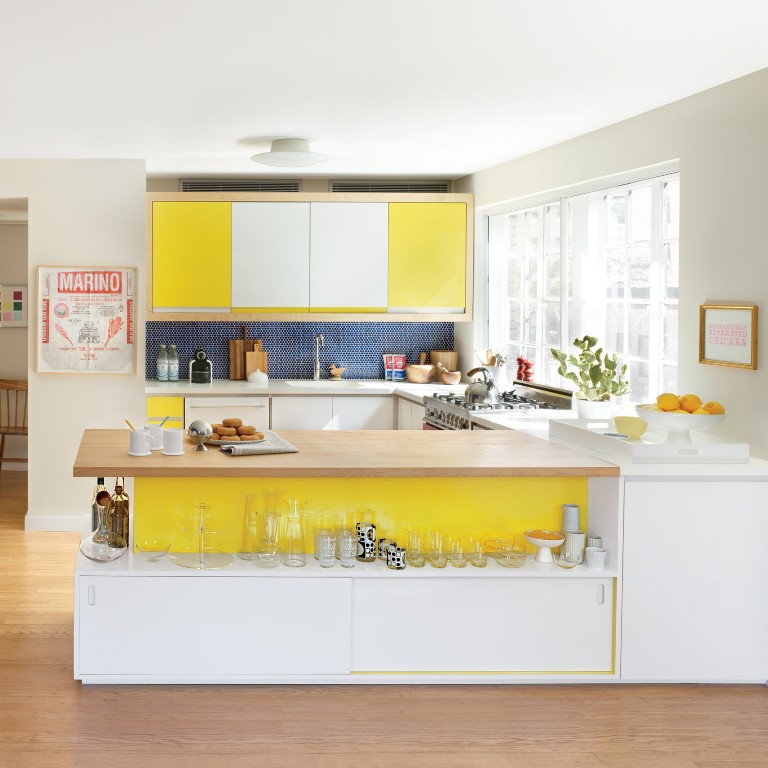 modern-kitchen-with-bright-color