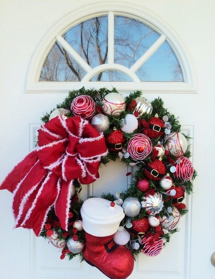 outdoor-christmas-door-wreath