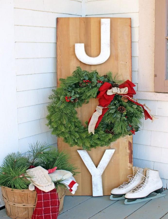 personalized-christmas-sign