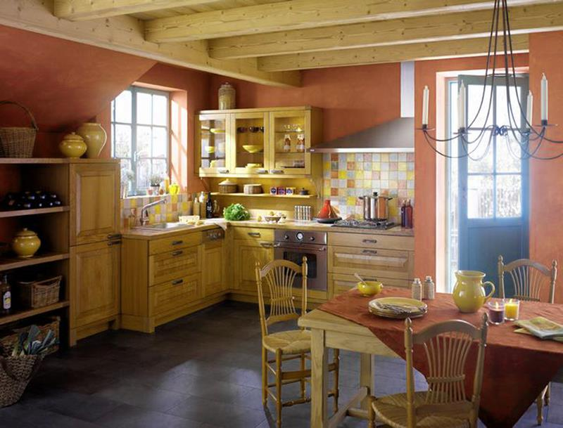 colorful-country-kitchen