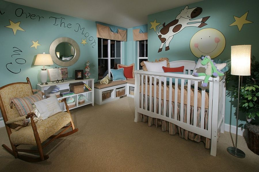 eclectic-nursery-design