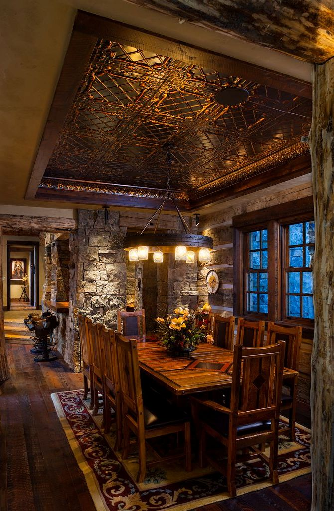 stunning-all-wooden-rustic-dining