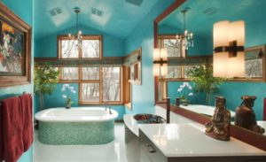 20 Creative Bathroom Design Ideas