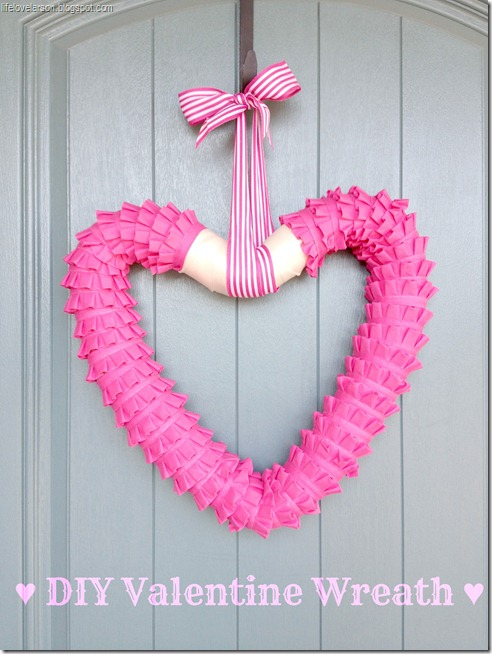 diy-heart-shaped-valentine-wreath